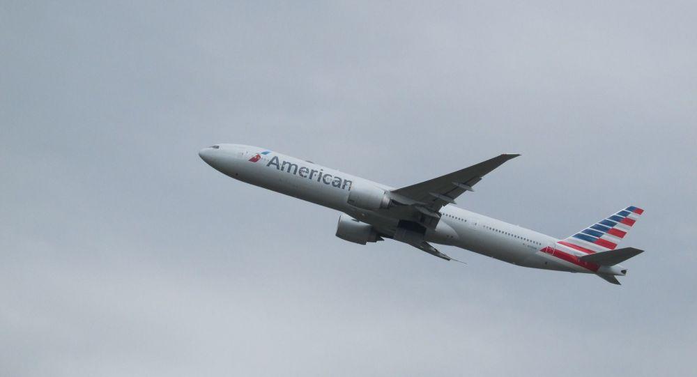 Un avion d'American Airlines (image d'illustration)