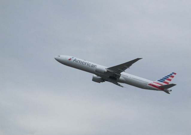Un avion d'American Airlines (image d'illustration)