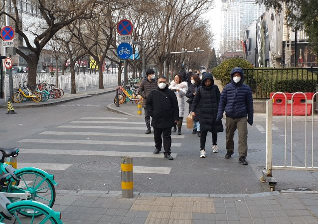 Situation à Pékin