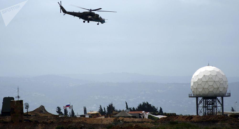 Une attaque de drones mise en échec près de la base de Hmeimim en Syrie