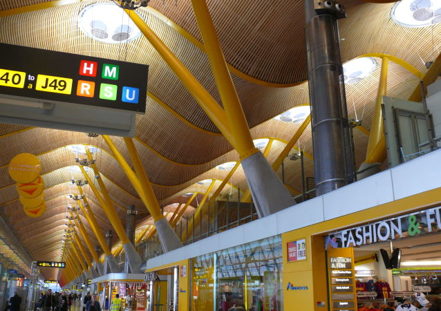 Aéroport international de Madrid-Barajas
