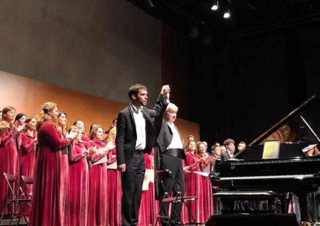 Le Chœur philharmonique d'Ékaterinbourg au festival La Folle journée
