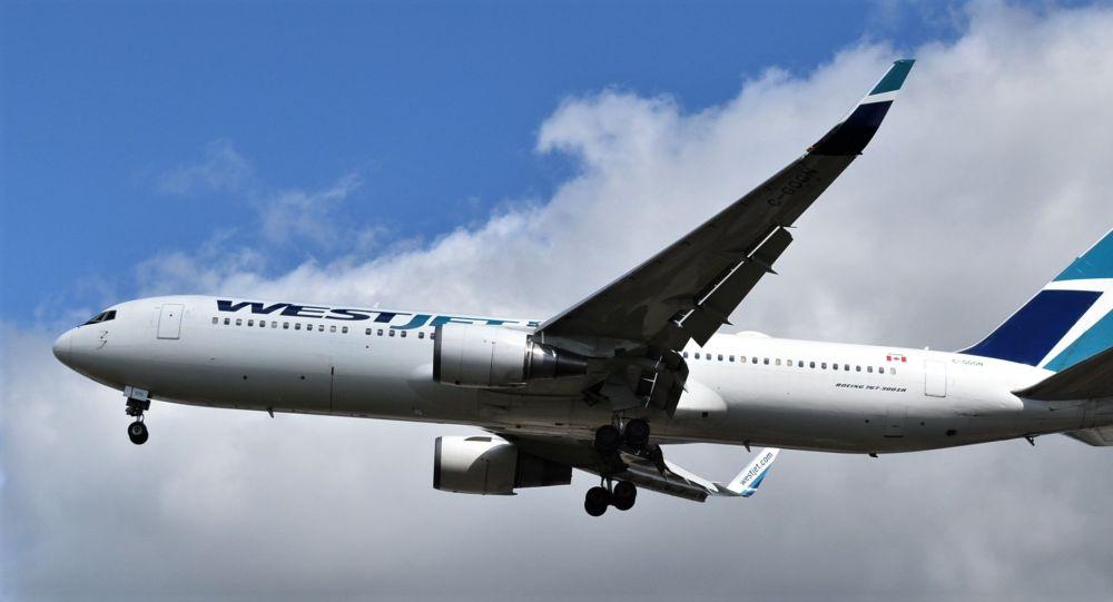 Un Boeing 767-300 de WestJet (archive photo)