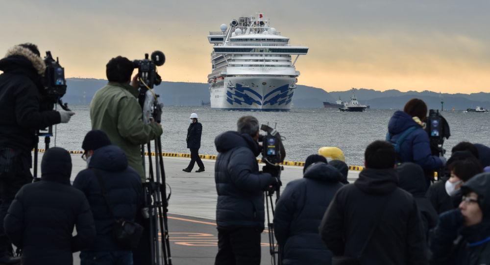 Diamond Princess: au moins 23 passagers sont descendus du paquebot sans passer de test médical pour le Covid-19