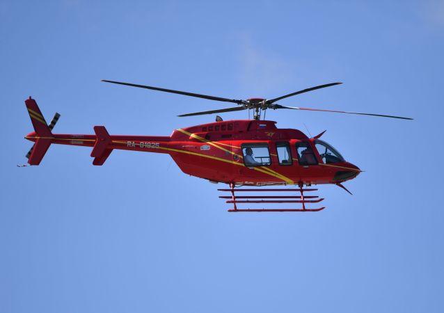 Bell 407GX  (image d'illustraion)