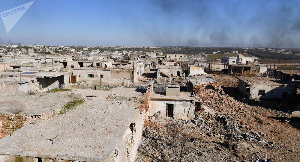 Le gouvernorat d'Idlib (archive photo)