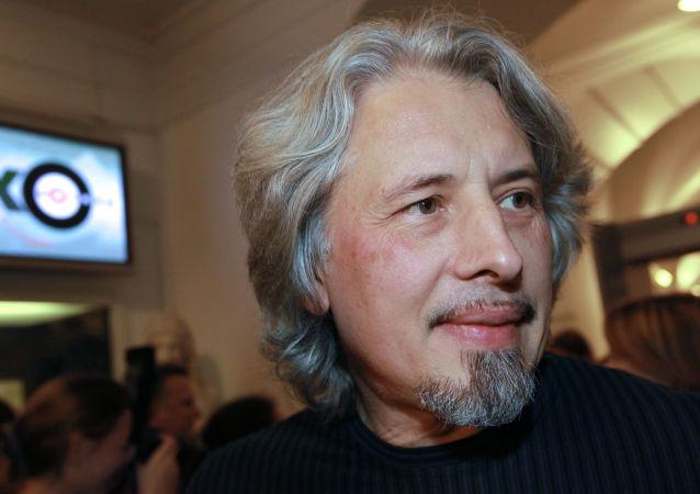 L'écrivain Vladimir Sorokine