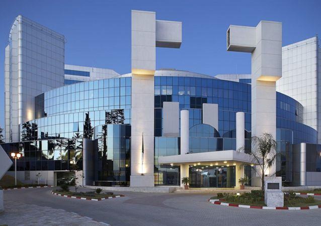 Ministère algérien des Finances