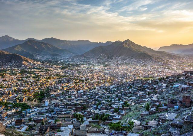 Pakistan, province de Khyber Pakhtunkhwa