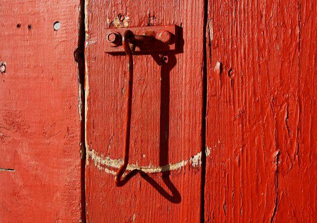 Une porte (image d'illustration)