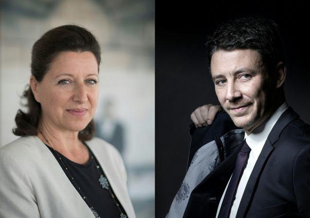 Agnes Buzyn, Benjamin Griveaux