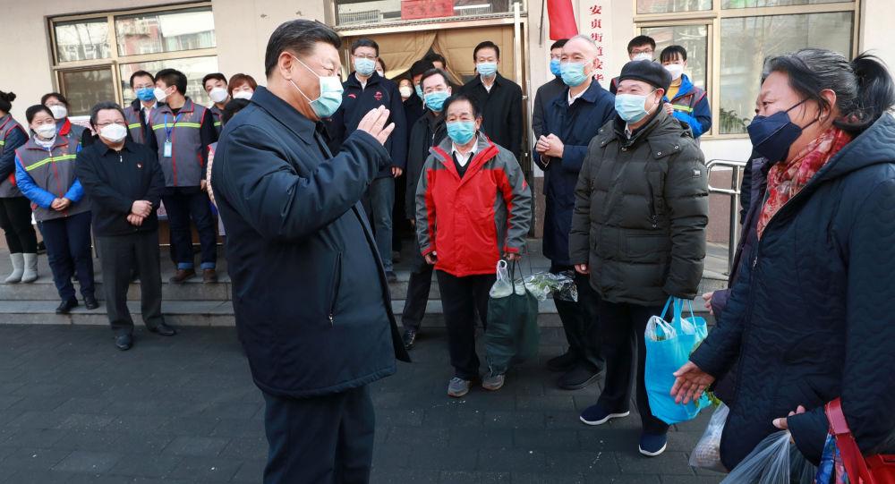 le Président Xi Jinping à Pékin