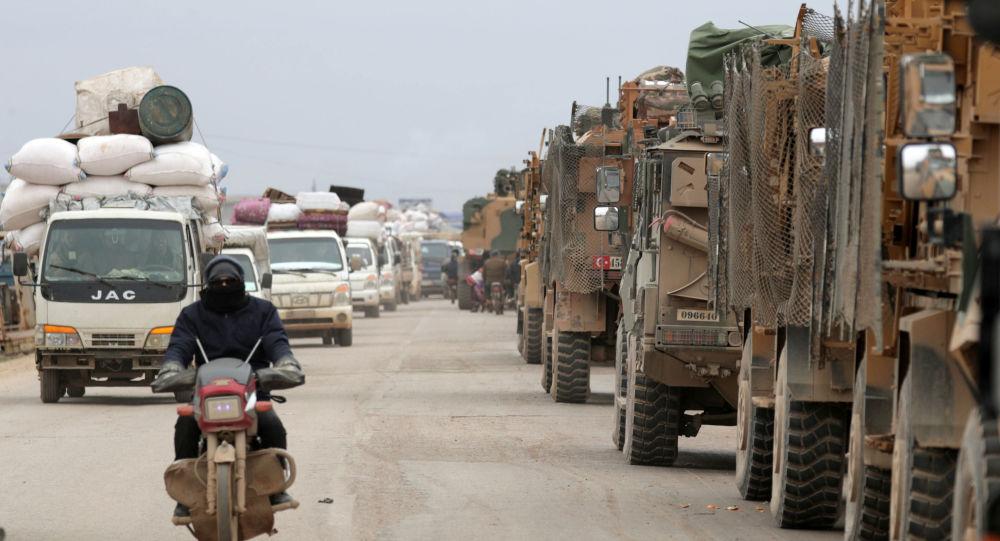 Près de 50% des Turcs pensent que la présence de leur armée en Syrie n'est pas une «exigence»