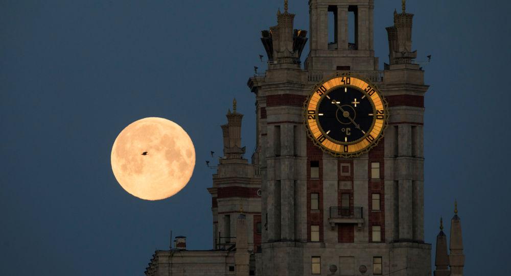 La super lune des fleurs, dernière pleine lune de 2020