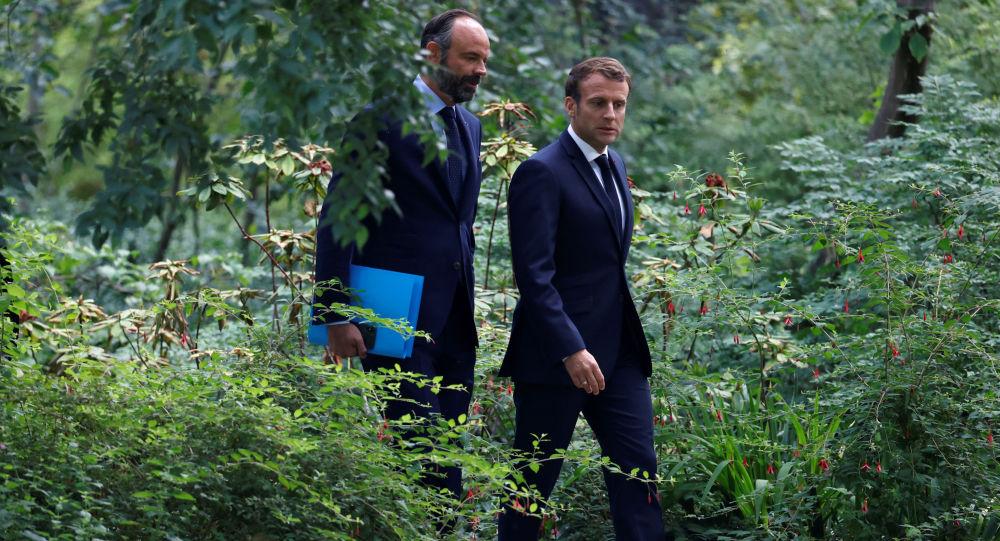 Macron s'exprime devant les membres de la Convention citoyenne pour le climat - vidéo