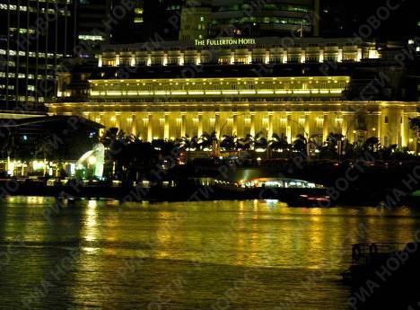Отель Фуллертон в Сингапуре