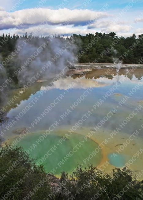 Термальный парк Вайотапу