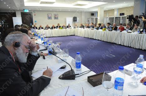 Международная конференция Ближний Восток–2020 в Иордании