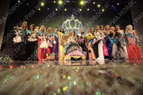 Конкурс красоты Миссис Россия-2009