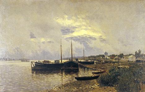 Œuvres d'Isaac Levitan (1860-1900)