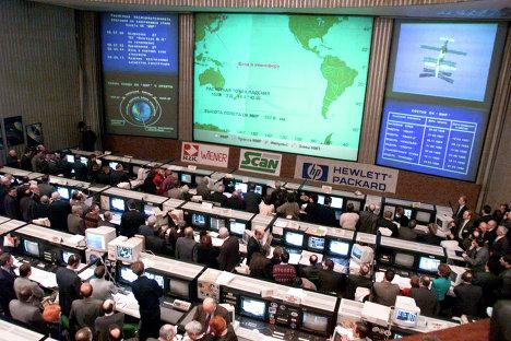 Затопление станции Мир