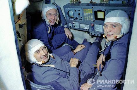 Экипаж космического корабля Союз-11