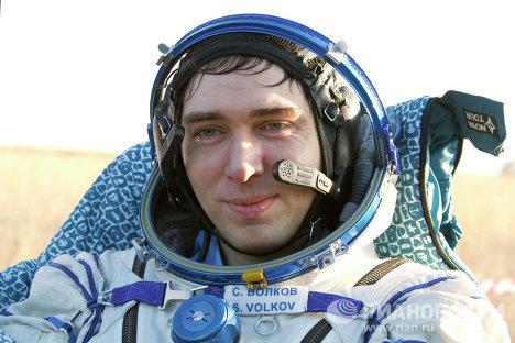 Возвращение на Землю 17-ой основной экспедиции МКС