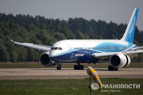 Un Boeing 787 Dreamliner