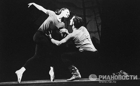 Сцена из балета Героическая поэма