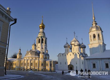 Регионы России. Вологодская область
