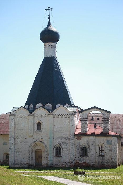 Кирилло-Белозерский монастырь в Вологде