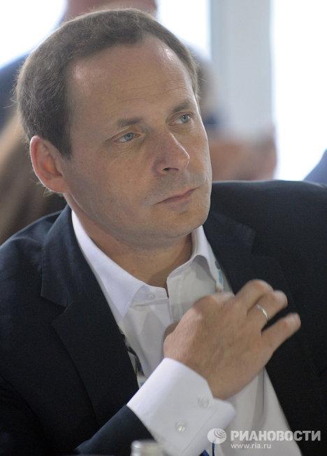 Генеральный директор ООО Яндекс Аркадий Волож