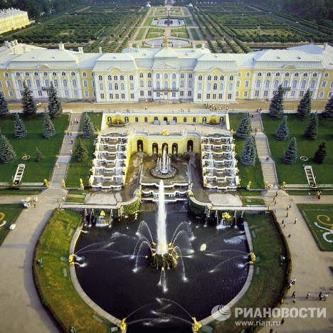 Les sept merveilles de Russie