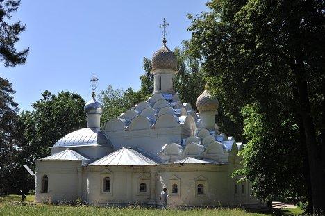 Архангельское: «Русский Версаль» в окрестностях Москвы
