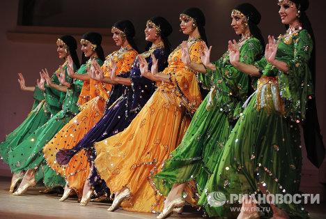 Египетский танец. Ансамбль народного танца имени Игоря Моисеева