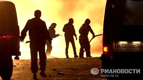 Теракты в Махачкале