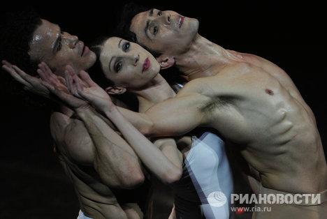 Гастроли Гамбургского балета в Москве