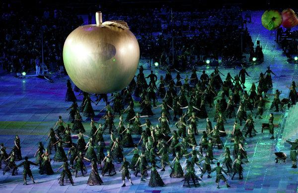 Паралимпиада - 2012. Церемония открытия