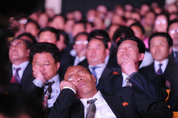 Торжества в честь столетия со дня рождения Ким Ир Сена