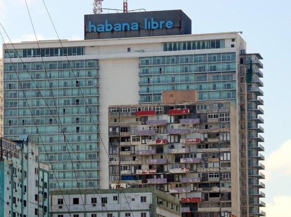 Гостиница Habana Libre в Гаване