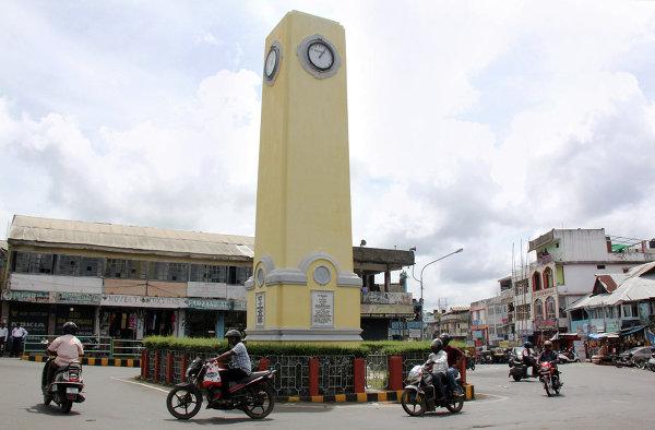 Город Порт-Блэр, Андаманские острова
