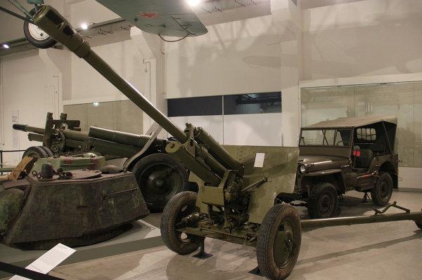 Выставка Сталинград в Военно-историческом музее Дрездена