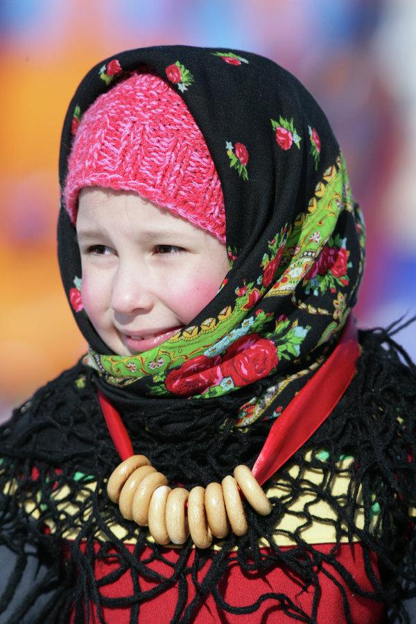 Празднование Масленицы в Петрозаводске