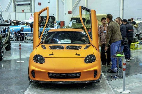 Autosib 2013 le plus gros salon automobile de sib rie for Salon automobile allemagne