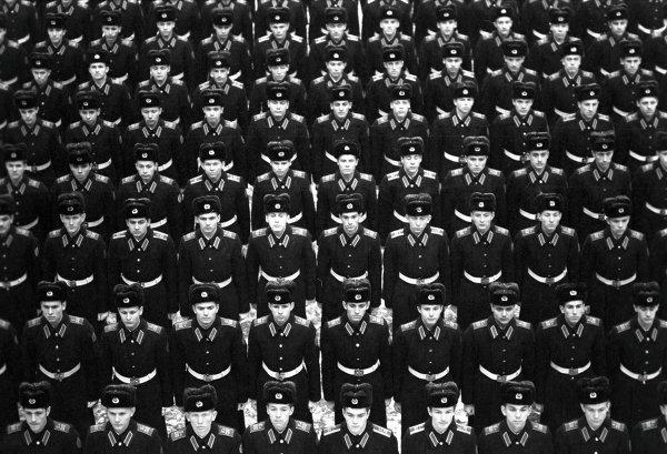 Калининское суворовское военное училище