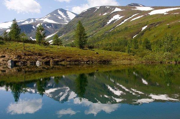 Национальный парк Югыд ва в Республике Коми
