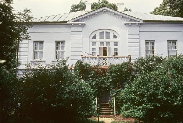 Государственный музей-усадьба Л.Н.Толстого Ясная Поляна