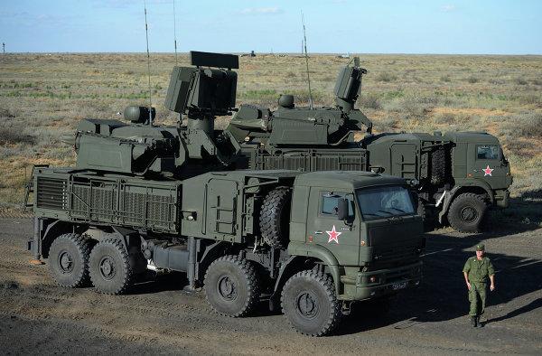 Международные военные учения Боевое содружество в Астраханской области