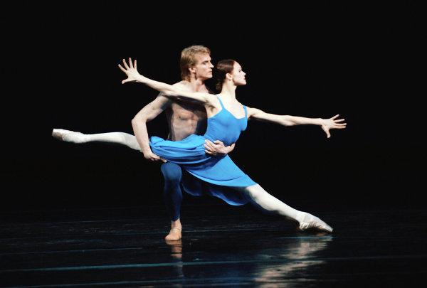 Выступление солистов Мариинского театра Ульяны Лопаткиной и Ильи Кузнецова