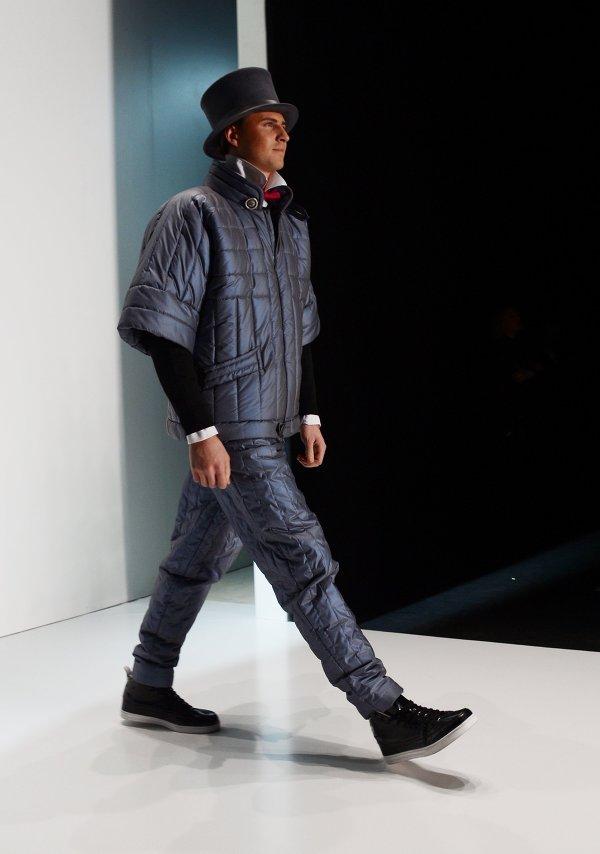 Mercedes-Benz Fashion Week. День первый
